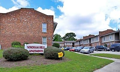 Building, Windham Hills, 0