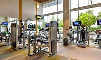 Fitness Weight Room, 5201 Berkman Dr, 2