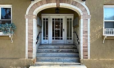 Building, 1109 East 1st Street, Apt 9, 2