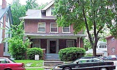 Building, 108 N Breese Terrace, 1