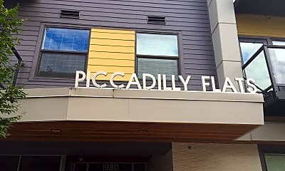 Piccadilly Flats, 1