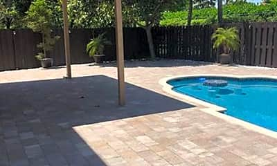Pool, 3763 Woodfield Dr, 2