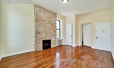 Living Room, 286 W 127th St 6, 1