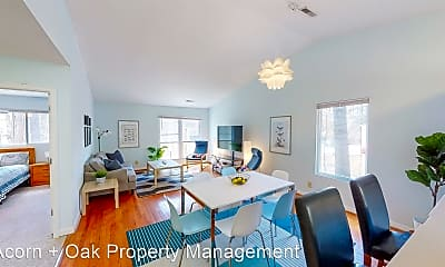 Living Room, 201 Howell Street 400 - A, 0