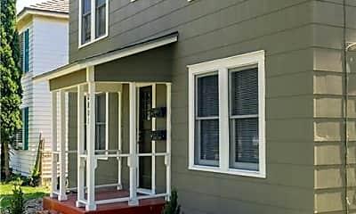 Building, 2801 Austin St, 2