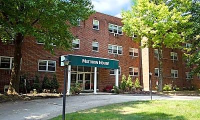 Building, Mattison House Apartments, 0