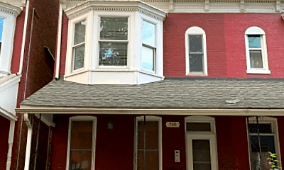 Building, 735 Linden Ave, 2