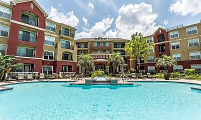 Pool, The VIV on West Dallas, 0