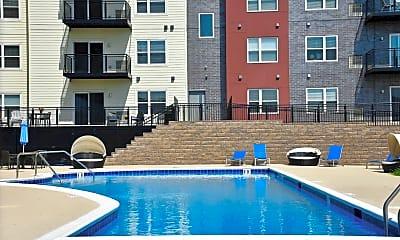 Pool, 2760 S Highland Ave 215, 1