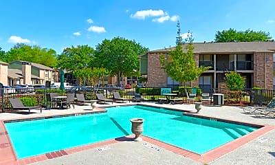 Pool, Siena Courtyards, 0