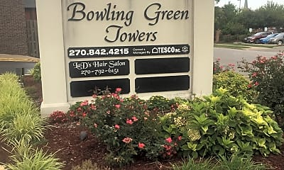 Bowling Green Towers, 1