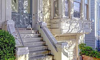 Patio / Deck, 1716 Baker Street, 2