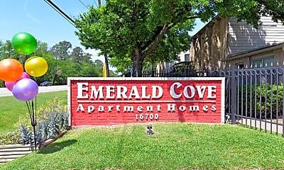 Community Signage, Emerald Cove, 2
