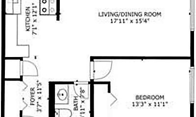 Building, 117 Church St, 1