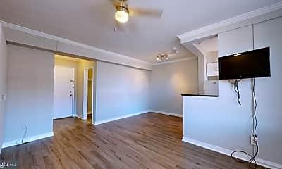 Living Room, 2130 N St NW 510, 1