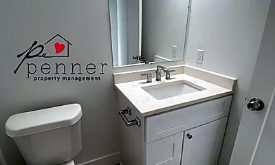 Bathroom, 3828 SW Harbor Dr, 2