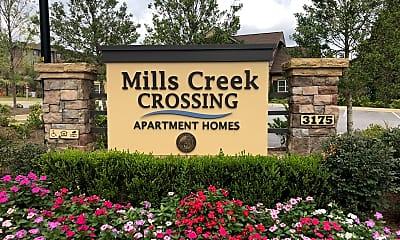 Mills Creek Crossing, 1