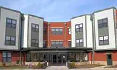 Building, Sullivan Place Apartments, 0