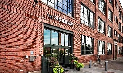 Building, The Shoreway Lofts, 1