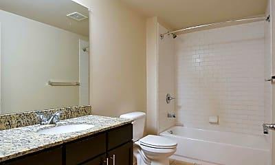 Bathroom, Dorothy J Apartments, 2