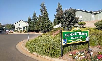 Shingle Terrace Apartments, 1