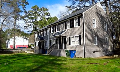 Building, 3917 Greenleaf St, 1