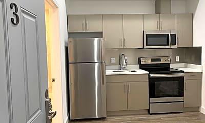 Kitchen, 1231 Vine St 3, 0