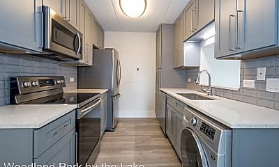 Kitchen, 3423 S Cottage Grove Ave., 1