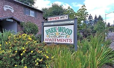 Parkwood Court Apartments, 1
