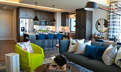 Living Room, The Hamilton, 1