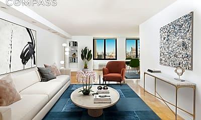 Living Room, 115 E 87th St 22-B, 0