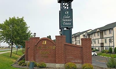 Cedar Summit Estates I & Ii, 1
