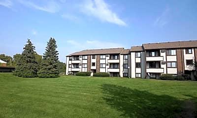 Building, Heathbriar Apartments, 1