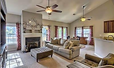 Living Room, 229 Chamfort Dr,, 1