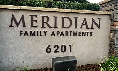 Meridian Family Apts, 1