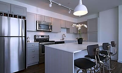 Kitchen, MKE Lofts, 0
