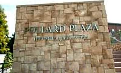 Pollard Plaza Apartments, 1