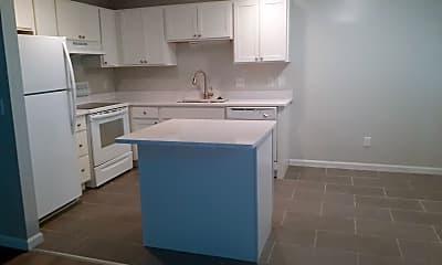 Kitchen, 264 George Waterman Rd, 1