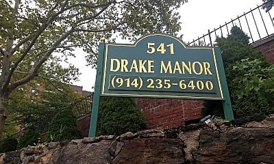 Drake Manor, 1