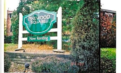 Pinewood Square Townhomes, 1