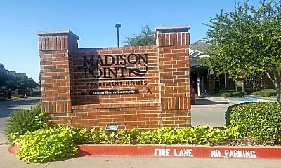 Madison Point Apartment Homes, 1