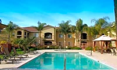 Pool, Granville Luxury Apartments, 0