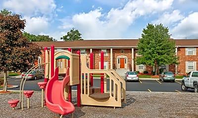 Playground, Cambridge Square, 1