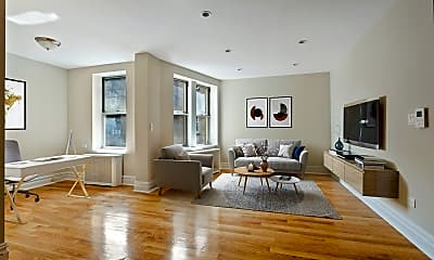 Living Room, 775 Riverside Dr 5-C, 0
