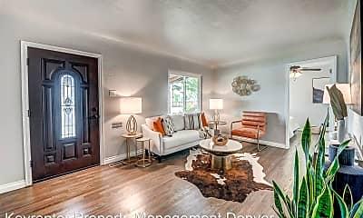 Living Room, 4860 Eliot St, 1