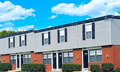 Building, Riverview Townhomes, 1