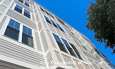 Building, 395 W Broadway, 0