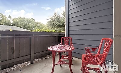 Patio / Deck, 1215 W Slaughter Ln, 2
