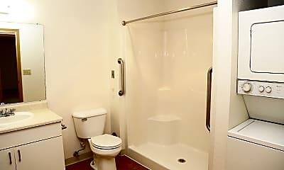 Bathroom, Covington Woods, 2