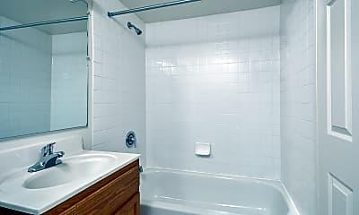Bathroom, Hathaway House, 2
